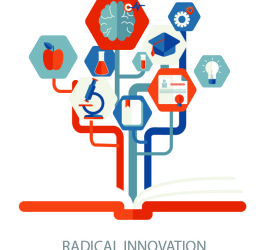 Radical Innovation icon option 2- breakthrough learning page